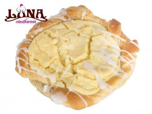 drożdżówka z serem